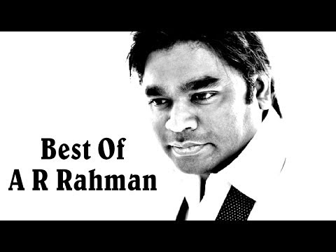 Best Of A R Rahman | Bollywood Movie Audio Jukebox | A R Rahman...