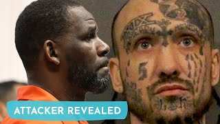 R Kelly's Prison Attacker Comes Forward And REVEALS Details!