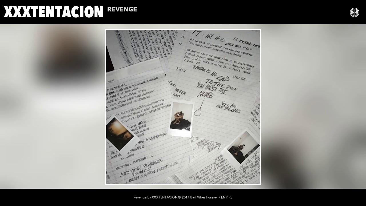 XXXTENTACION - Revenge (Audio)