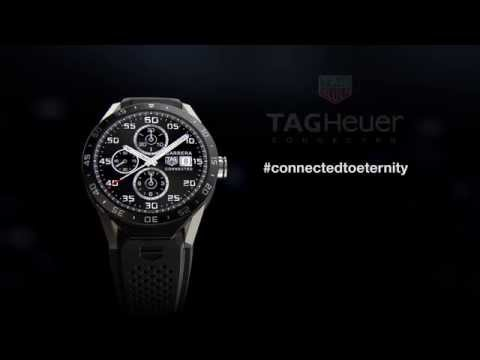 TAG Heuer Unveils a Luxury Smartwatch