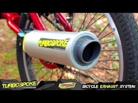 Turbospoke - The Bicycle Exhaust System Music Videos