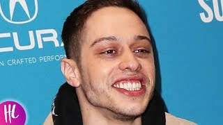 Pete Davidson Shades Ariana Grande With New Tattoo | Hollywoodlife