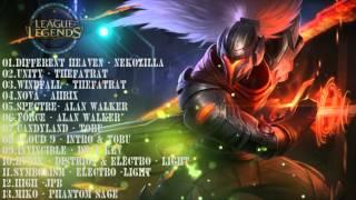 Nhạc Dành Cho Game Thủ Chơi Liên Minh Huyền Thoại (LMHT) & Đột Kích (CF) #P1
