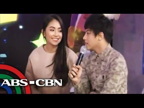 More Sweet Moments With KathNiel