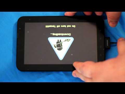 ... · jpeg, How To Root Samsung Galaxy Tab Gt P1000 Using Three Methods