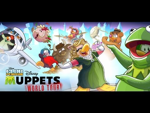 Club Penguin: Muppets World Tour