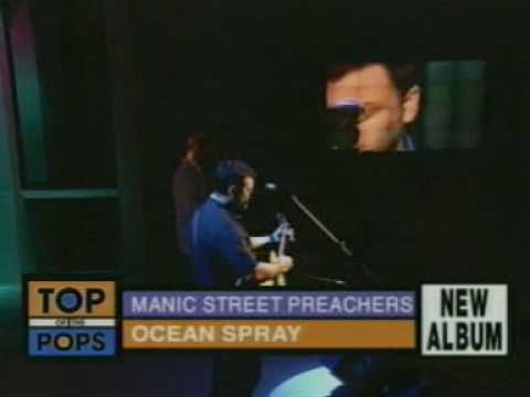 Manic Street Preachers - Ocean Spray (TOTP)