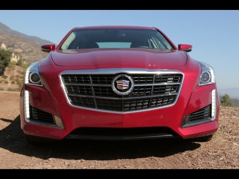 2014 Cadillac CTS - Review