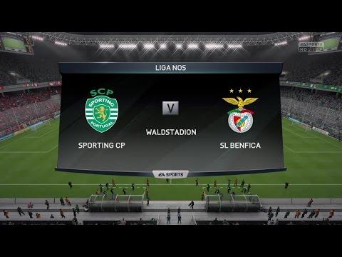 Sporting Lisbon vs. Benfica – Taça de Portugal 2015/16 - CPU Prediction - The Koalition
