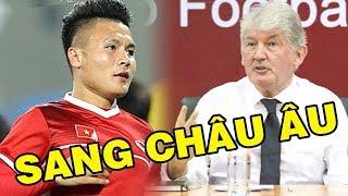 HLV Darby của Thái Lan khẳng định 'Quang Hải phải xuất ngoại sớm để phát huy tài năng'