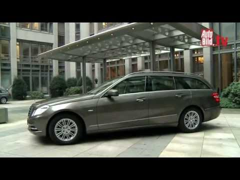 Audi A6 2.0 TDI Avant vs. BMW 520 d Touring vs. Mercedes E220 CDI T-Modell   -  Video ..........Oeni