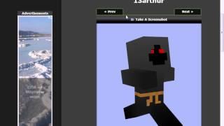 изменение скинов по никам в minecraft 1.4.2