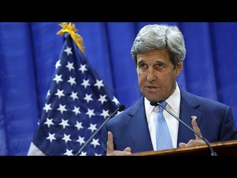 """John Kerry in Iraq: """"Isil ha i giorni contati, coalizione aumenterà pressione"""""""