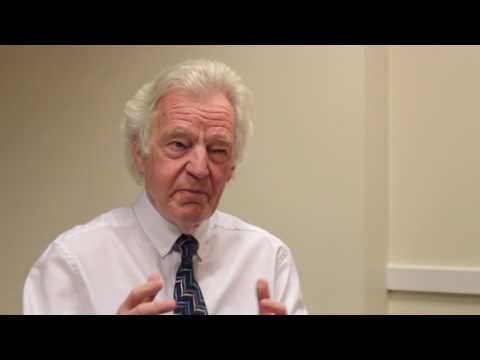 Sir Muir Gray talks about the future of physiotherapy