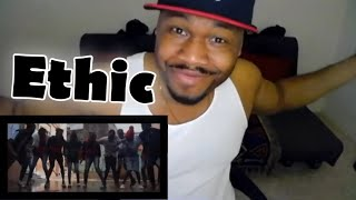 ETHIC - STAGA NIKI MEDI (OFFICIAL VIDEO) | TFLA Reaction