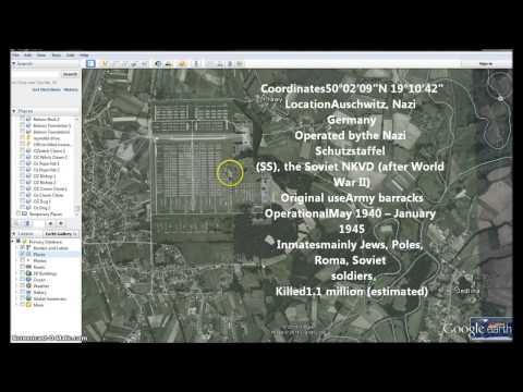 Auschwitz Concentration Camp. Illuminati Freemason Catholic Islam Hindu NWO.