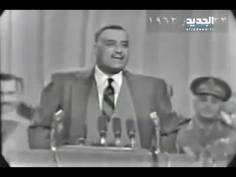 بين مصرِ السيسي ومصرِ عبد الناصر 3 فوارق – ادم شمس الدين