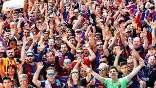 X-X- Waa Kuma halka Xidig ee Real Madrid ah oo ay usacbiyeen Taageerayaasha Barcelona HD 1080 P