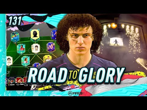 FIFA 20 ROAD TO GLORY #131 - NEW STRIKER!?