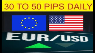 My 50 pips a day strategy trading FOREX - VERY SIMPLE STRATEGY (AndyW Original Strategy)