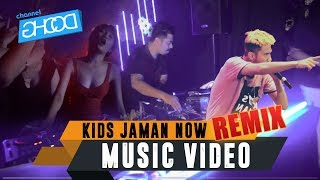 ECKO SHOW X DJ RICKY ALLEGAS - Kids Jaman Now REMIX [Prod. by ECKAZ] [ Music Video ]