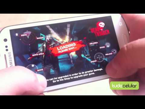 Prova em vídeo: Samsung Galaxy S III | Tudocelular.com