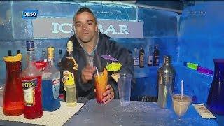Segundo bar de gelo do Brasil é inaugurado em Balneário Camboriú