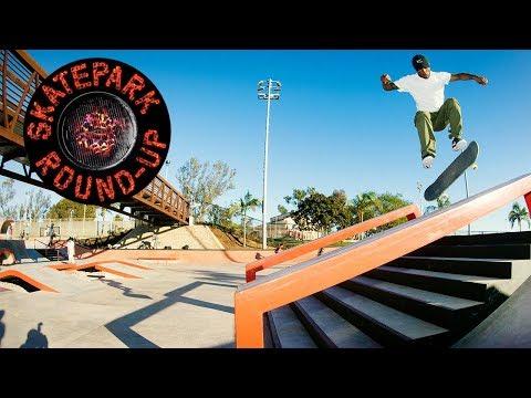 Skatepark Round-Up: Nike SB Young Guns