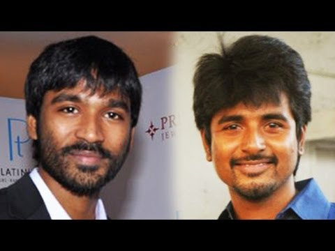 Dhanush dances for Siva Karthikeyan