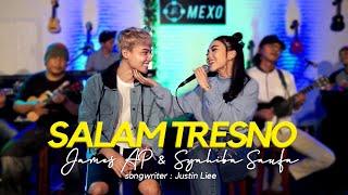 Syahiba Saufa ft James AP - Salam Tresno  Live