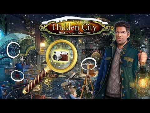 Hidden City®: Hidden Object Adventure APK Cover