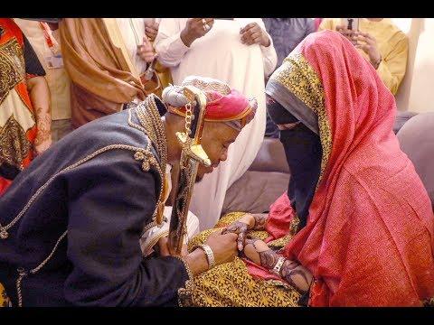 ALIKIBA weds Aminah Rikesh, The Wedding Vows in Mombasa Kenya thumbnail