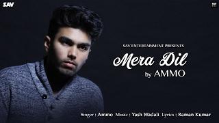 Mera Dil Hai Tera I AMMO I Sav Entertainment I New Hindi Song 2017