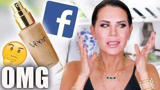 TESTING Makeup From FACEBOOK ADS | World
