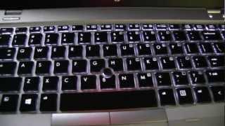 HP Elitebook 9470M Business Class Ultrabook Unboxing & First Look Linus Tech Tips