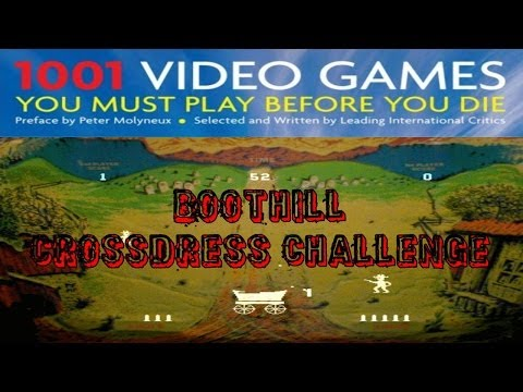 0004 - Boot Hill *The Crossdressing Tea Challenge* - 1001 Video Games You Must Play Before You Die