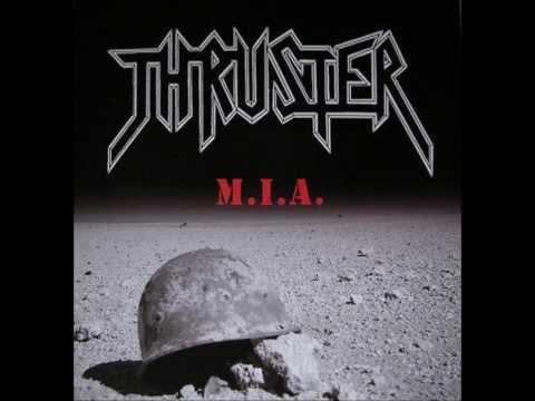Thruster - The Enemy Below