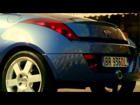 Kylie Minogue - Ford Street Ka commercial (2002)