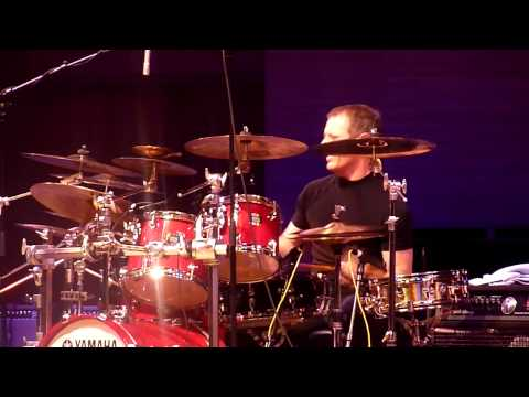 [HD] Mike Stern Band with Dave Weckl, Tom Kennedy. Triumph of Jazz Festival in Moscow. Part 2