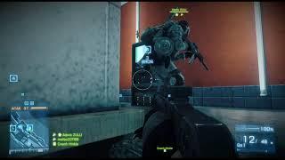 Battlefield 3 Xbox One Gameplay PL