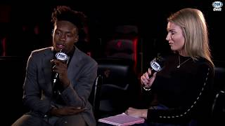 Cavs 2018 NBA Draft pick Collin Sexton 1-on-1 with Allie Clifton