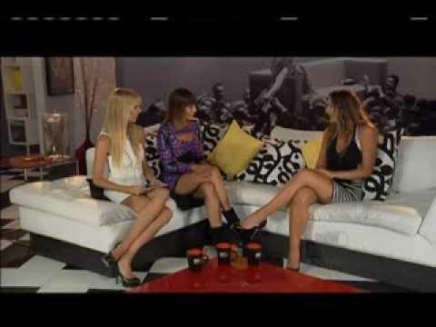 Show Business Extra:  Diveana y Angélica Castro (Segmento)