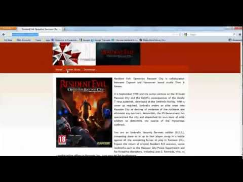 Resident Evil: Operation Raccoon City Full Game And Steaming Crack