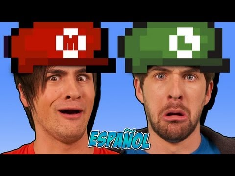 �ESTAMOS EN SUPER MARIO!