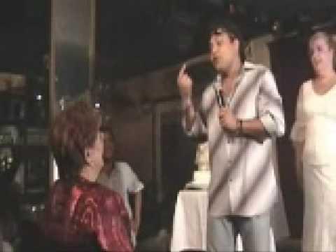 Show de Robertico '' La BOda del NeGro'' (Humor CUBANO)parte 1