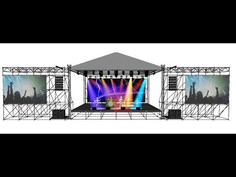 Звуковое, световое и мультимедийное оборудование на Вашем празднике от Dj Arlekina