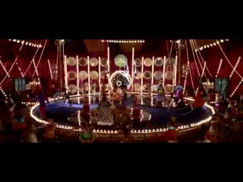 Bollywood dance style-movie Luck By chance-song Bawre(HD)