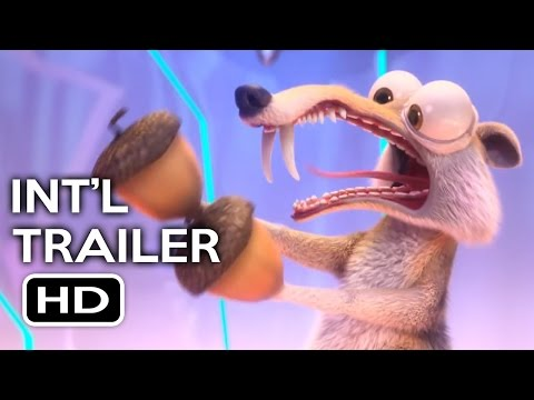 Ice Age 5: Collision Course Official International Trailer #2 (2016) Ray Romano Animated Movie HD