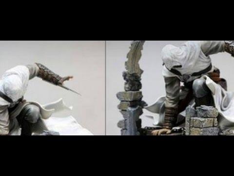 Распаковка и Обзор фигурки Альтаира (Altair The Legendary Assassin) UNBOX