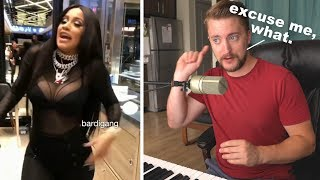How To Turn Cardi B Into Meme Music